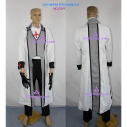 Weiss Kreuz Gluhen Aya's uniform cosplay costume