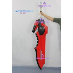 God Eater Alisa Amiella sword blade cosplay prop 70inch