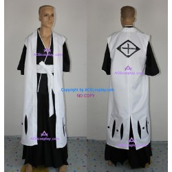 Bleach 10th Division Captain Toushiro Hitsugaya Cosplay Costume ACGcosplay