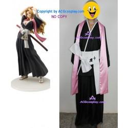 Bleach 10th Division Lieutenant Matsumoto Rangiku Cosplay Costume
