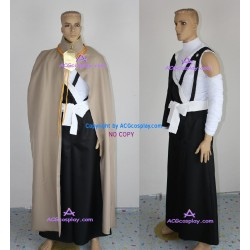 Bleach Kurosaki Ichigo Execution Ground Cosplay Costume