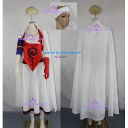 Bleach Shiba Kuukaku Cosplay Costume incl. big cape