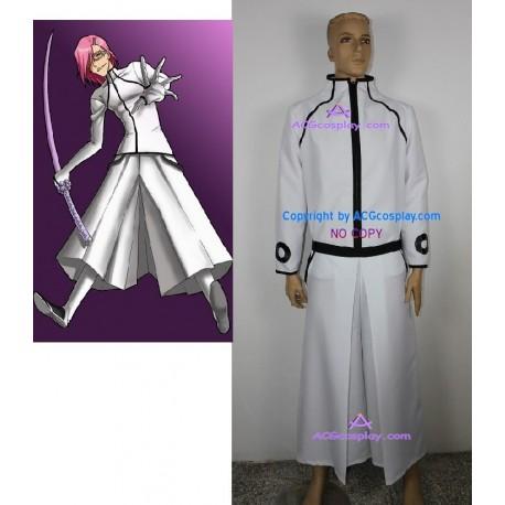 Bleach The Octava Espada Szayel Aporro Granz Cosplay Costume