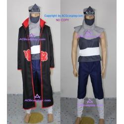 Naruto Akatsuki Kakuzu Cosplay Costume ACGcosplay