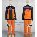 Naruto Shippuden Uzumaki Naruto cosplay costume