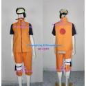 Naruto Team 7 Team Kakashi Naruto Uzumaki Cosplay Costume ACGcosplay