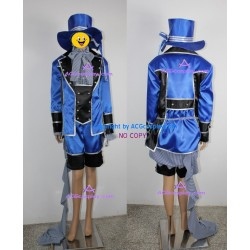 Black butler Kuroshitsuji Ciel Phantomhive with hat cosplay costume ACGcosplay