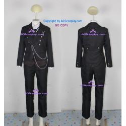 Black Butler Sebastian Michaelis kuroshitsuji cosplay costume