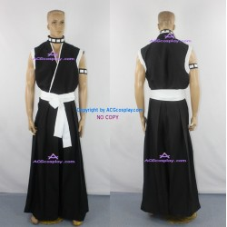 Bleach 9th Division Lieutenant Hisagi Shuuhei Cosplay Costume