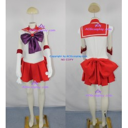 Sailor Moon Sailor Mars Raye Hino Cosplay Costume ACGcosplay