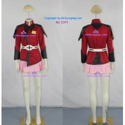 Gundam Seed Lunamaria Hawke cosplay costume include belt
