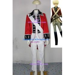 Axis Powers Hetalia Cosplay Costume