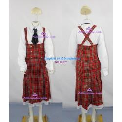 Axis Powers Hetalia Gakuen School Uniform Cosplay Costume