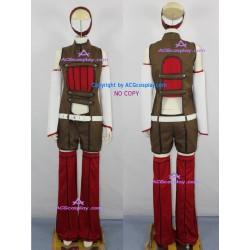 Code Geass Kallen Stadtfeld cosplay costume ACGcosplay