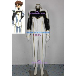 Code Geass  Suzaku Kukurugi Uniform Cosplay Costume