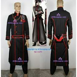 D.Gray man Kanda Yuu cosplay costume