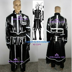 D.Gray-Man 2 Allen Walker cosplay costume
