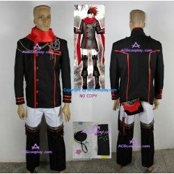 D.Gray-man Lavi Halloween Cosplay Costume