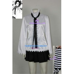 D.Gray-man Road Kamelot version 2 cosplay costume