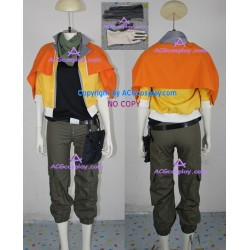 Final Fantasy XIII 13 Hope Estheim Cosplay Costume ACGcosplay