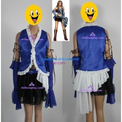 Final Fantasy XII Singing Yuna cosplay costume
