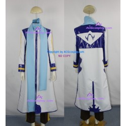 Vocaloid Kaito Cosplay Costume with long scarf