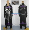 Sword Art Online Kirito Cosplay Costume incl gloves and buckle prop good quality