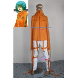 Air Gear Akito Agito Wanijima cosplay costumes