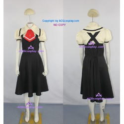 Air school uniform cosplay costume