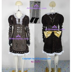 Alice Madness Returns Alice steam dress Cosplay Costume