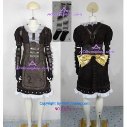 Alice Madness Returns Alice steam dress Cosplay Costume