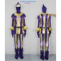 Assassin's Creed Brotherhood Hellequin Cosplay Costume include boots cover