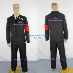 Persona 3 Male Uniform Cosplay Costume boy uniform