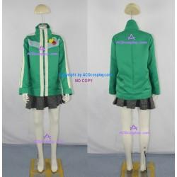 Persona 4 Chie Satonaka Cosplay Costume