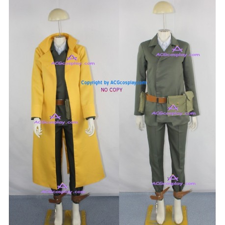 Kinos Journey Kino Cosplay Costume