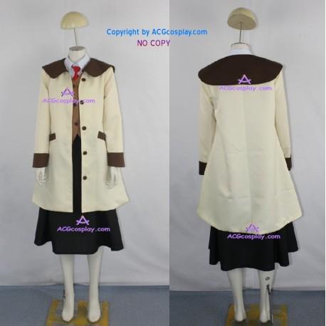 R.O.D Read or Die Yomiko Readman Cosplay Costume