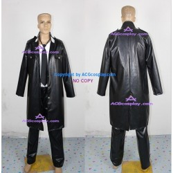 Katekyo Hitman Reborn! Mukuro 10 Years later cosplay costume ACGcosplay faux leather made