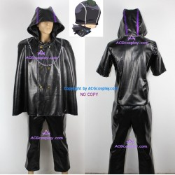 Katekyo Hitman Reborn!marmon leather cosplay costume