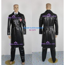Katekyo Hitman Reborn! Xanxus Cosplay Costume Ten Year later include tie