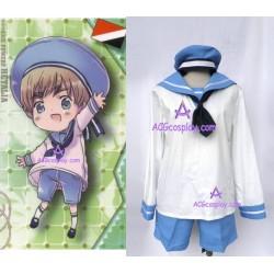 APH Axis Powers Hetalia Italy Sealand cosplay costume