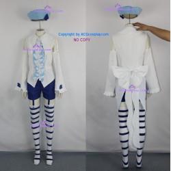 Shugo Chara! Amu Hinamori Amulet Spade Cosplay Costume