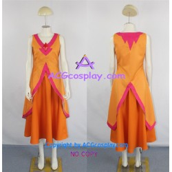 Adventure Time Flame Princess Cosplay Costume