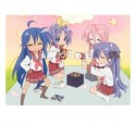 Lucky Star cosplay wig