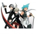 Soul Eater cosplay wig